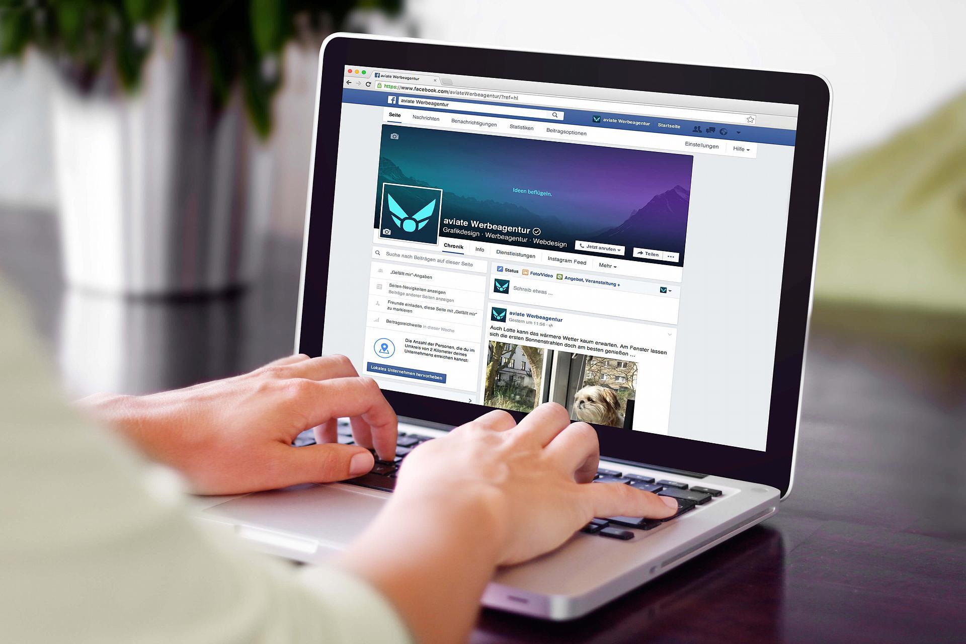 Die richtige Größe für das aktuelle Profil- und Titelbild bei Facebook, Google+, Instagram und YouTube