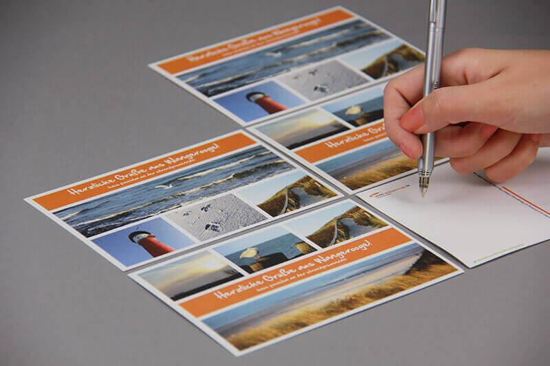 Seidel Postkarte