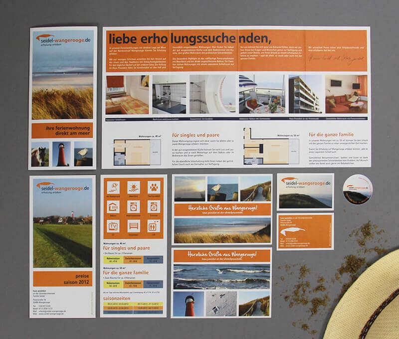 Seidel Corporate Design