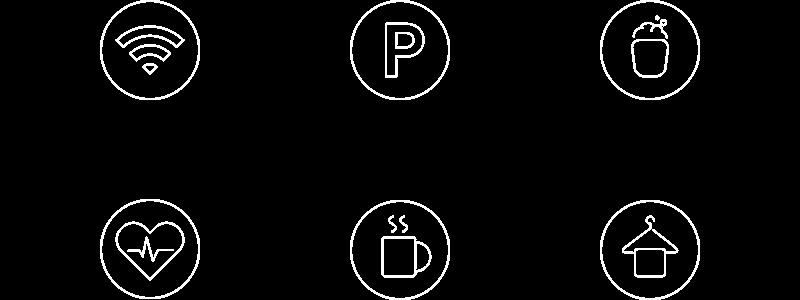 Glück Auf Appartements Icons