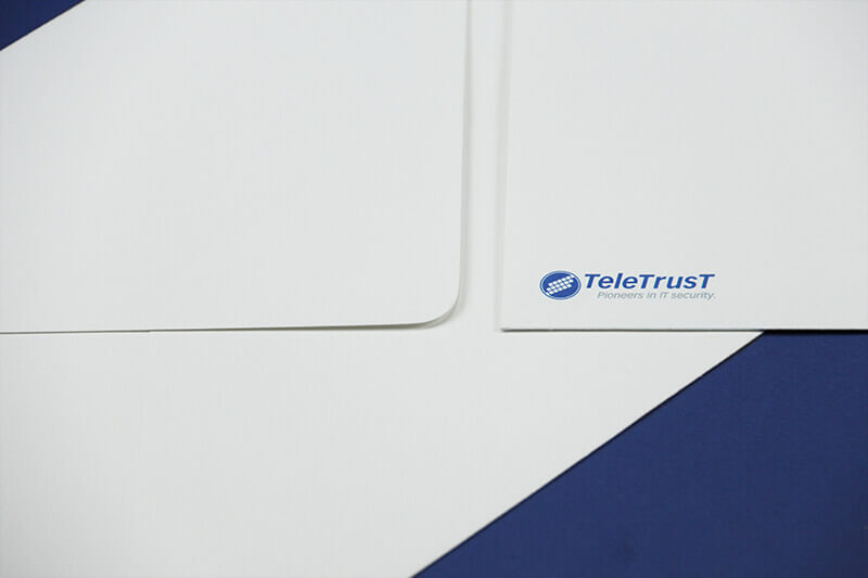 TeleTrusT Briefumschlag