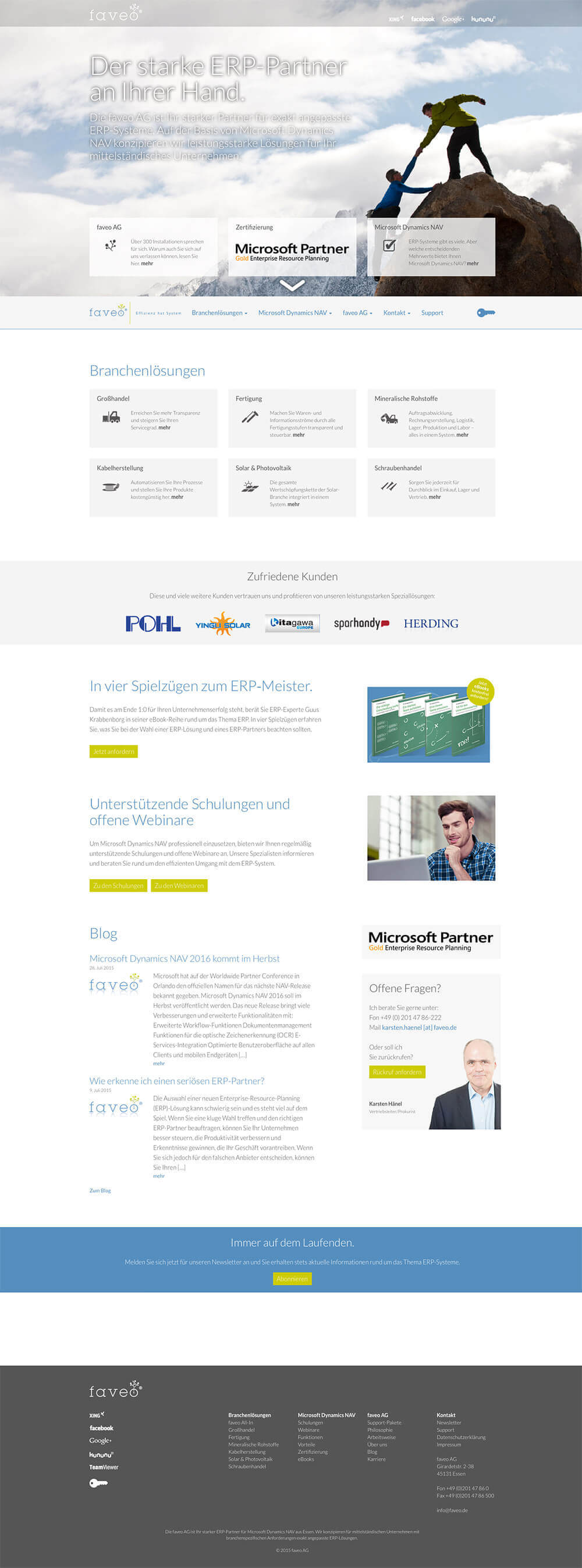 faveo Webdesign