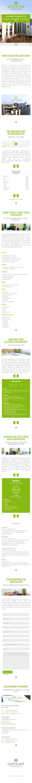 Glück Auf Appartements Responsive Webdesign